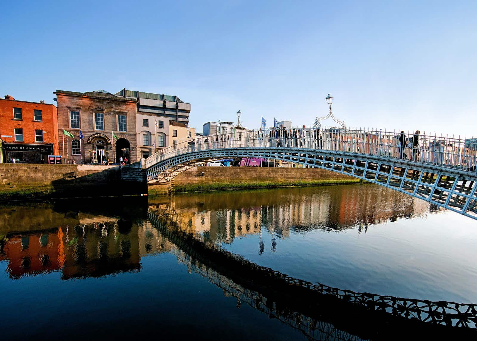 Ireland: a tale of four cities