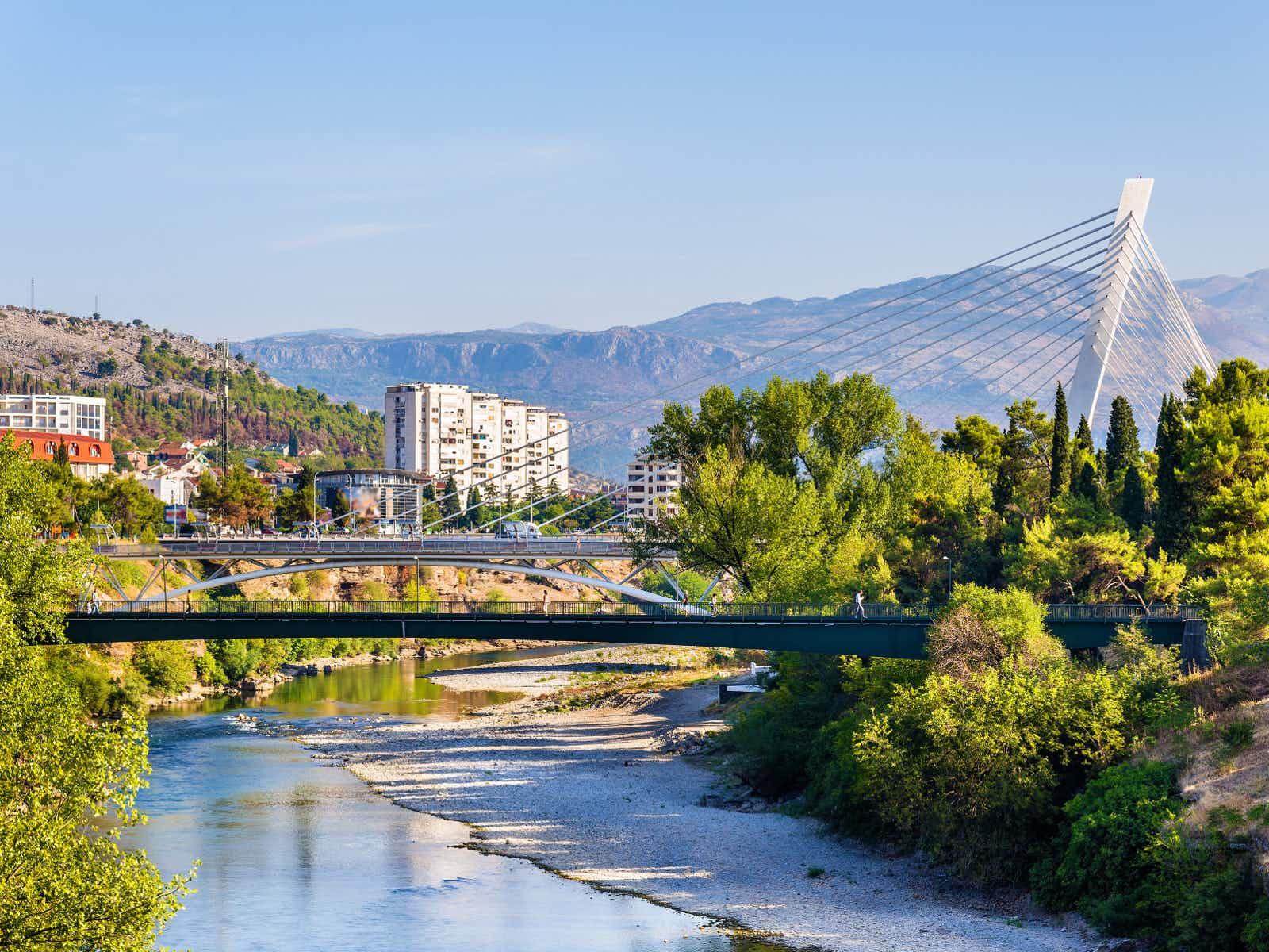 Montenegro mini-break: two days in Podgorica