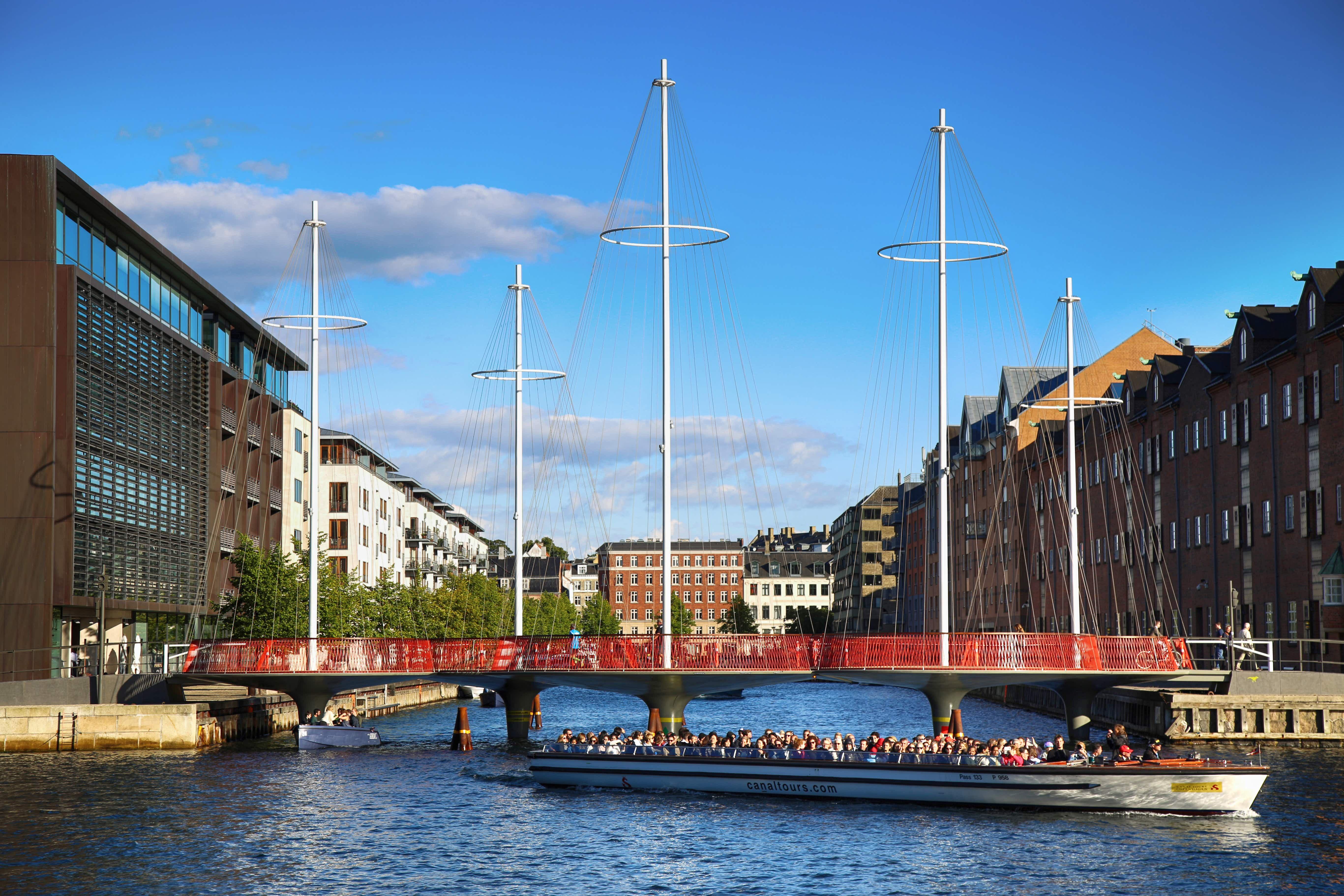 Waterside wanderings: adventures on Copenhagen's harbours and canals