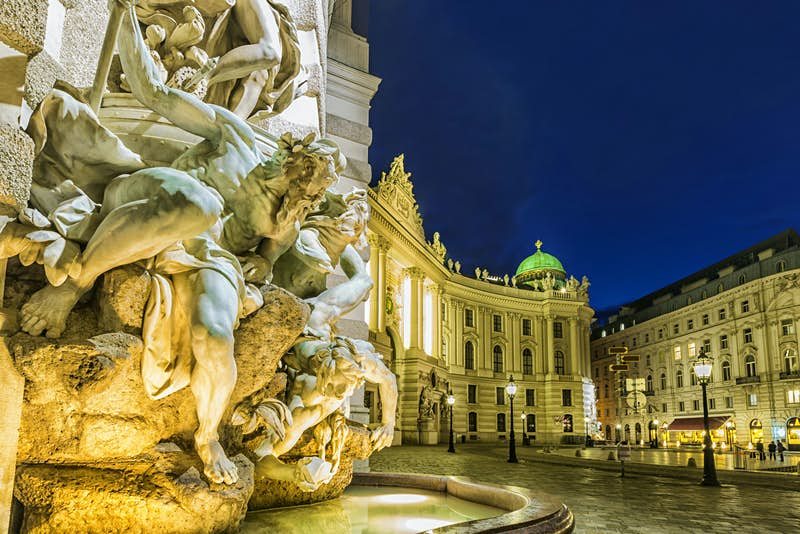 Baroque n stroll: two days in Vienna