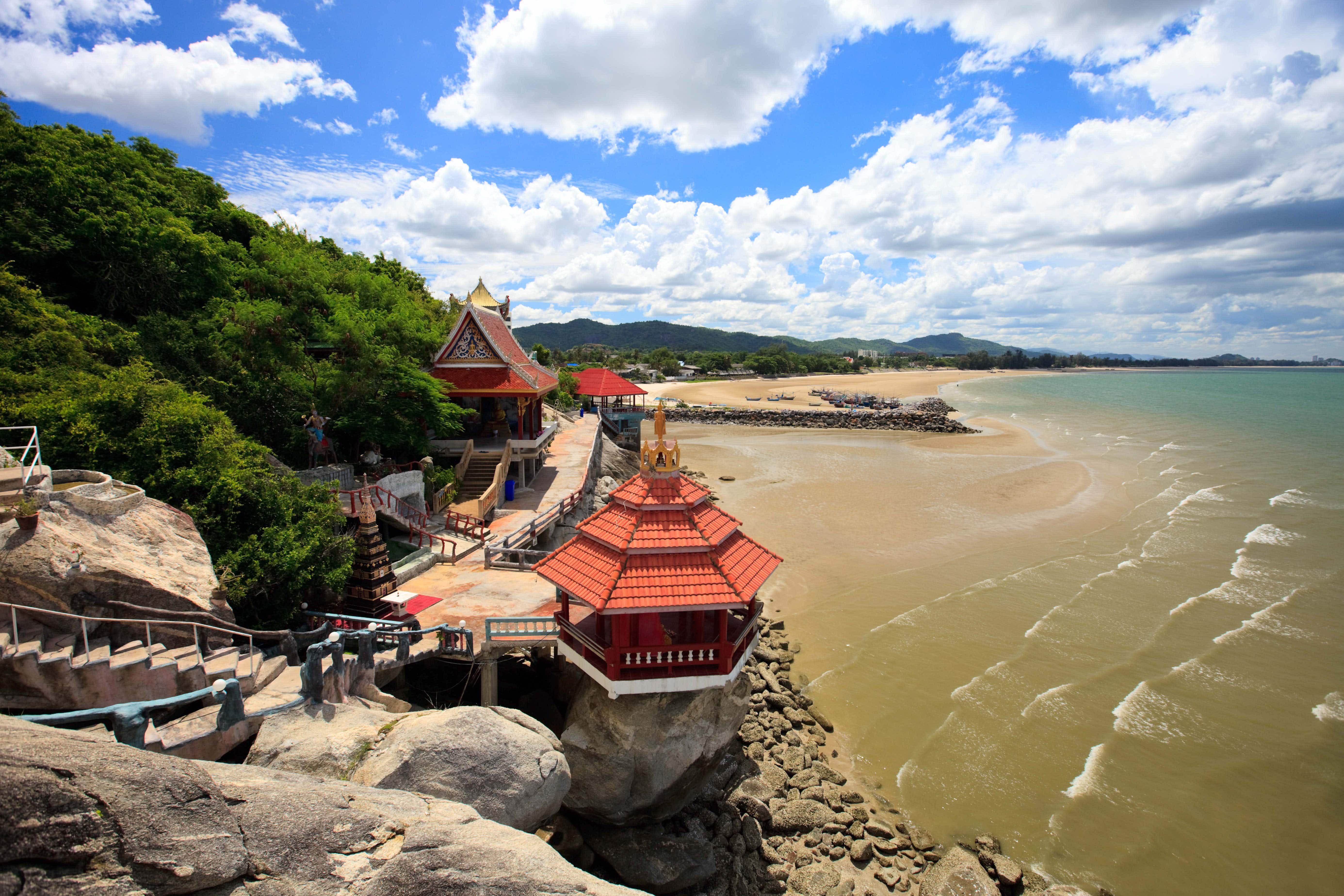Hua Hin's top five day trips