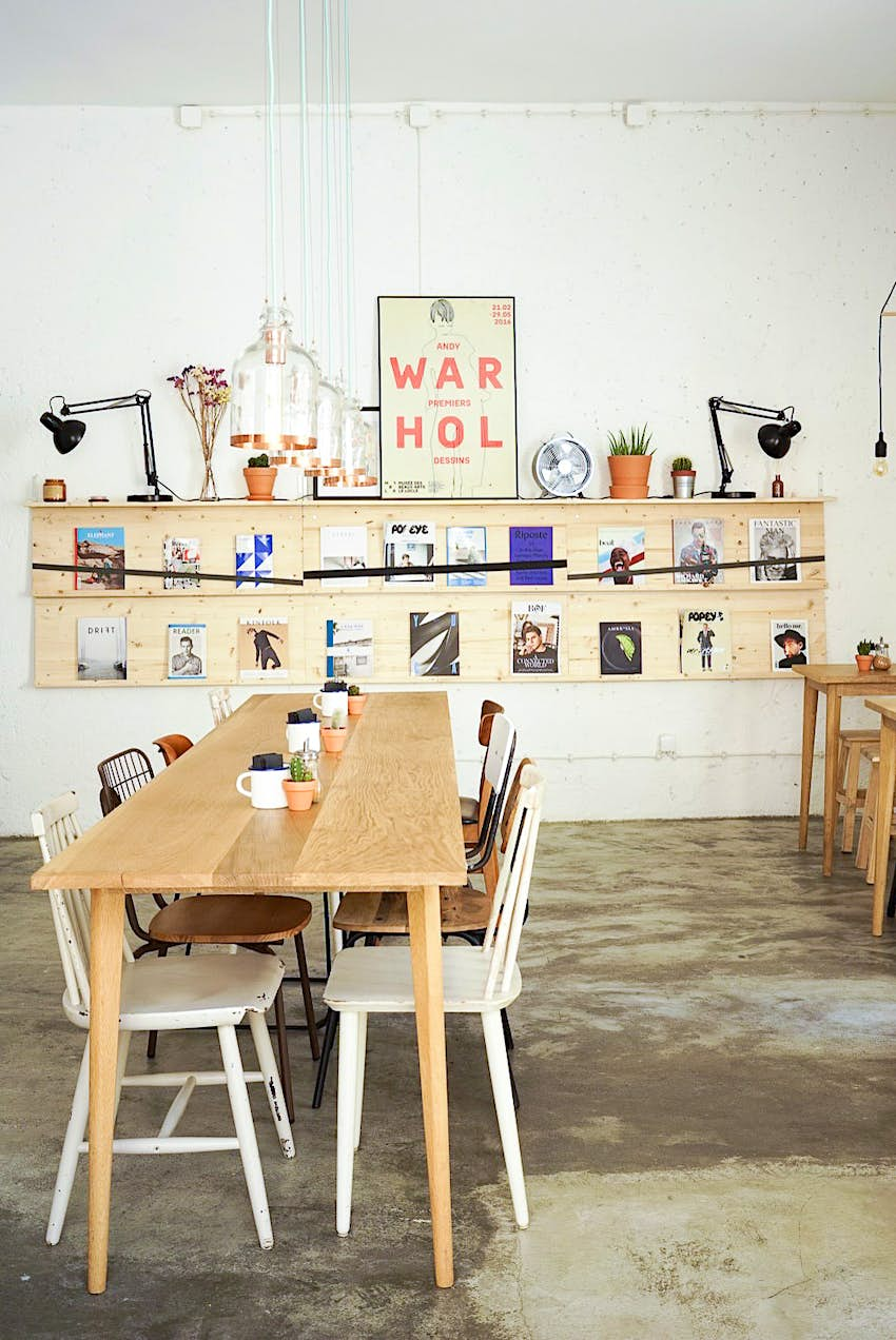 Stop for a coffee at Hello Kristof cafe, pictured here © Hello Kristof