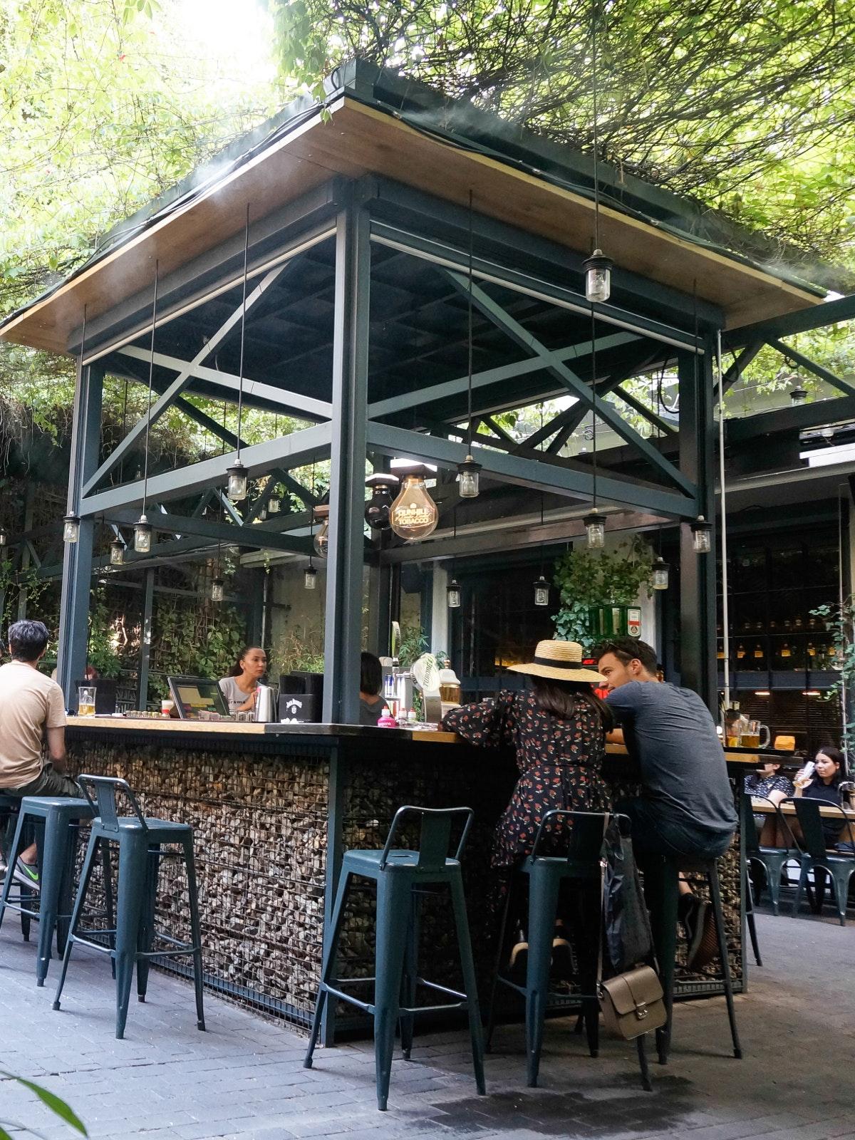 Bucharest S Top Garden Bars Lonely Planet