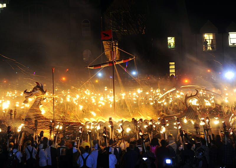 Up Helly Aa: Shetland's Viking fire festival - Lonely Planet