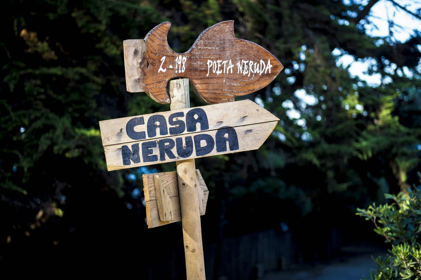 Soul searching: exploring central Chile through the homes of Pablo Neruda