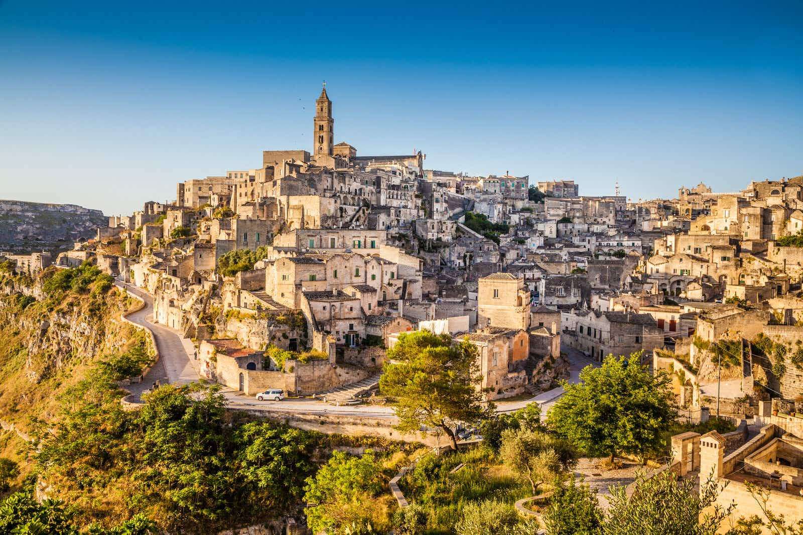 Matera's renaissance: new life in Italy's ancient cave city