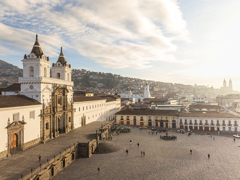 History unfolds in the Andes: escape to Ecuador - Lonely Planet