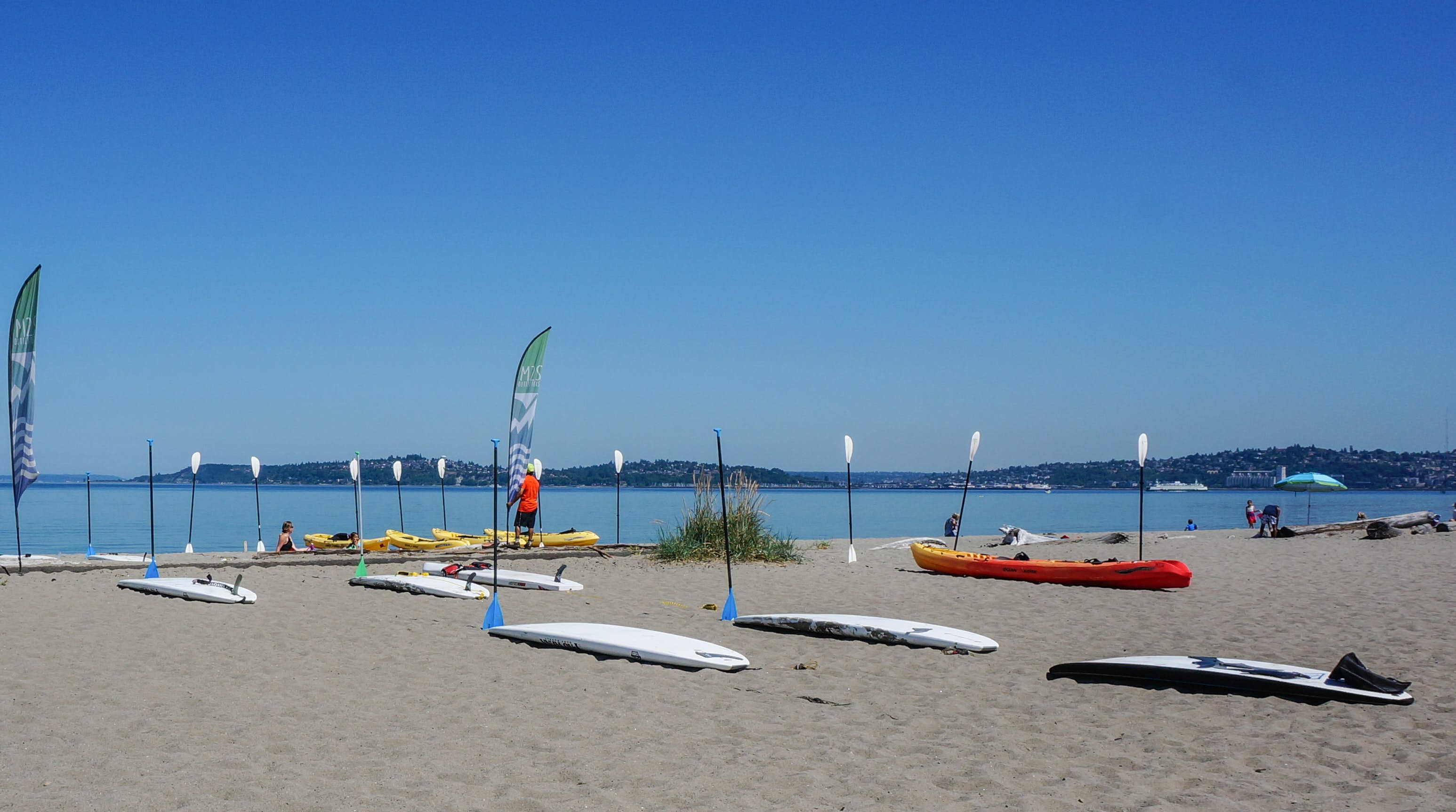 A Guide To Seattle S Alki Beach