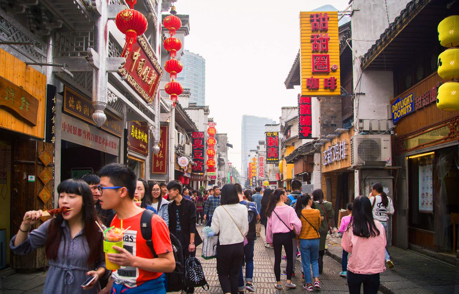 Changsha for families: visiting Hunan's cool capital with kids