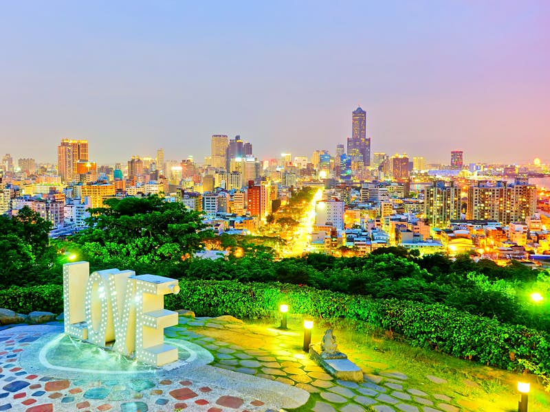 Kaohsiung: coming to the fore on Taiwan's cultural scene © Javen / Shutterstock