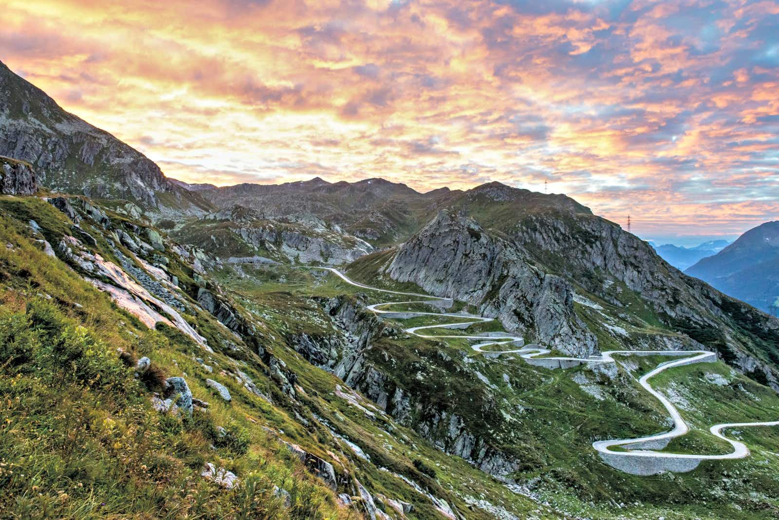 Electric dreams: how to tour Switzerland by e-car