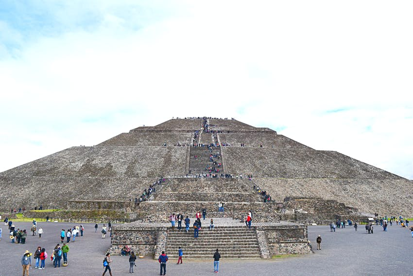 Discover Aztec History In Mexico City Lonely Planet