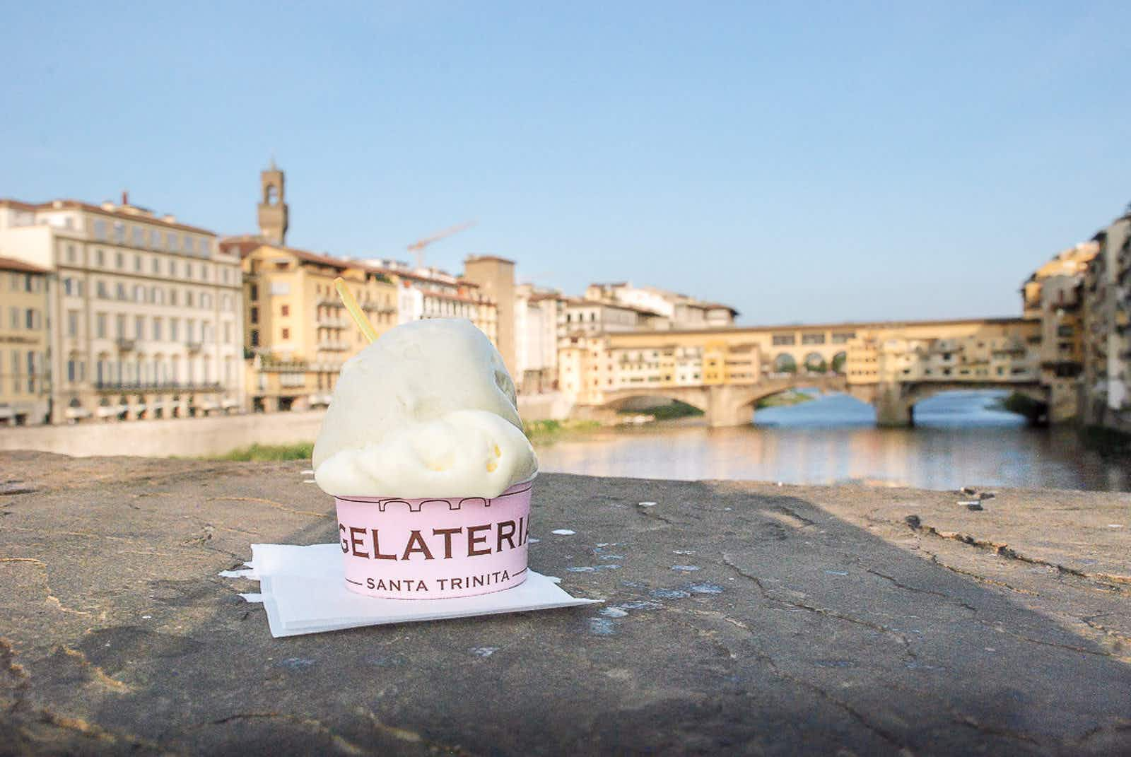Florence's best gelato: how to spot the real deal