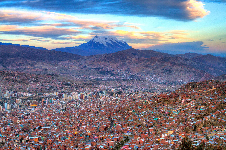 High-altitude adventures in La Paz