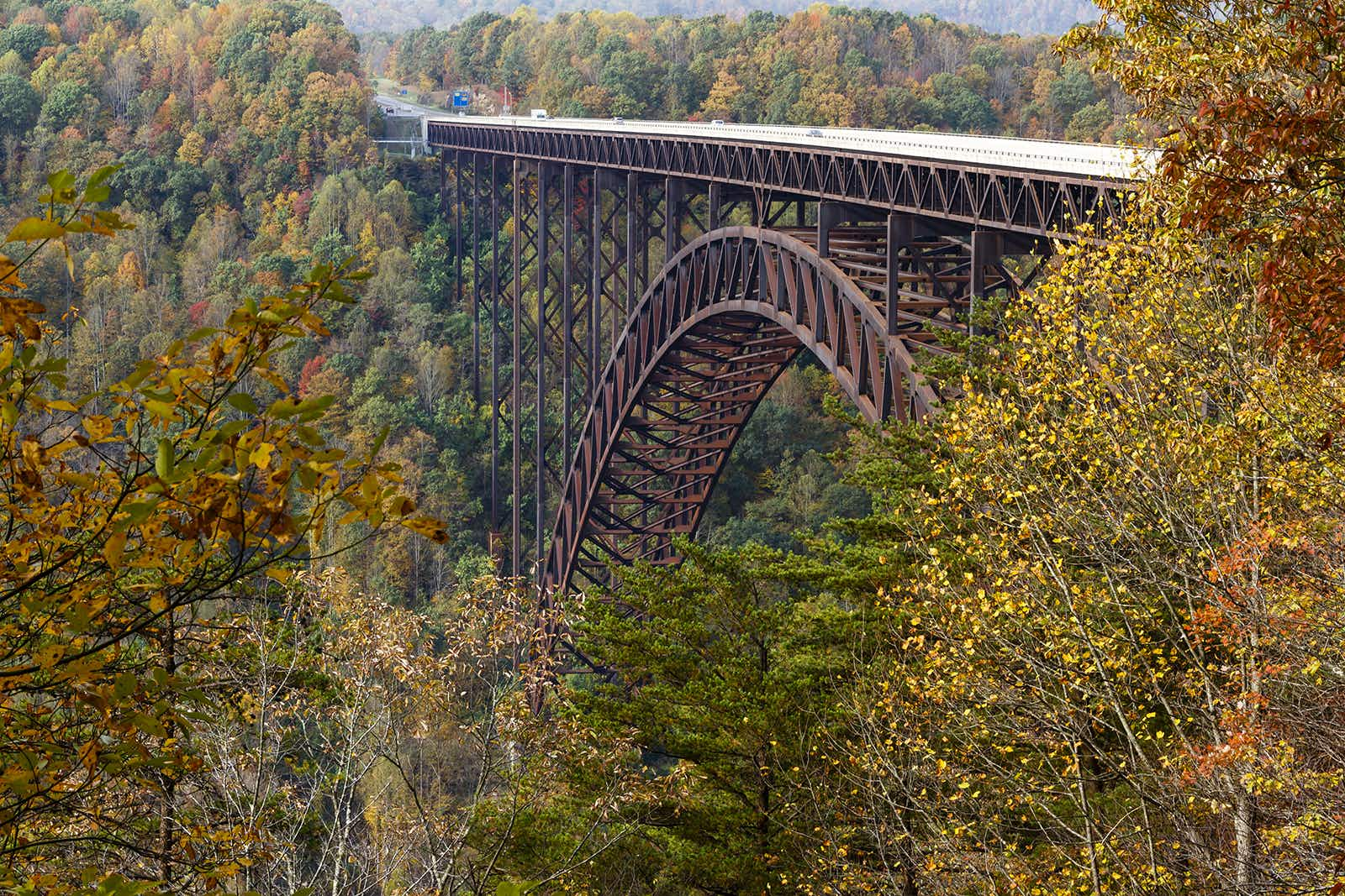 Discover a wild and winding West Virginia scenic drive