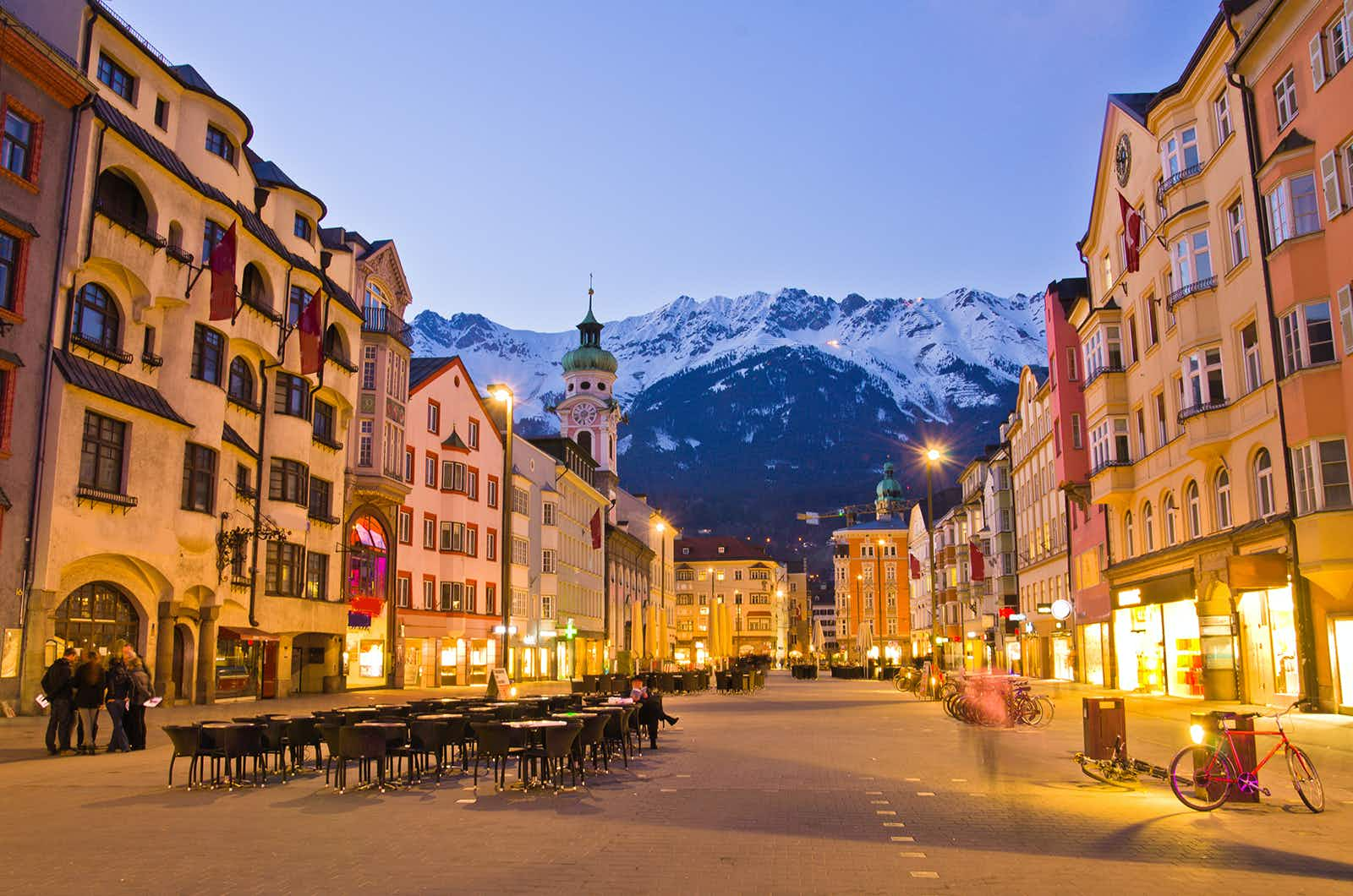 From the city to the slopes: skiing in Germany and Austria