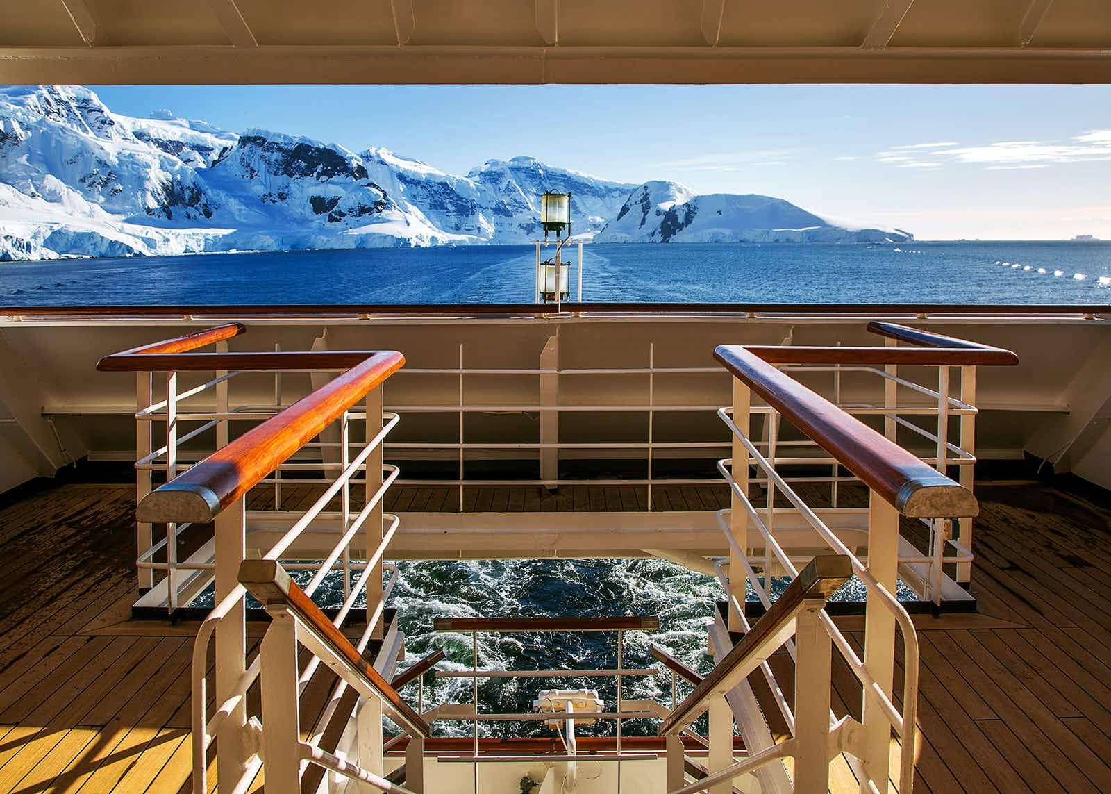 Travel trends for 2018: exploratory cruises