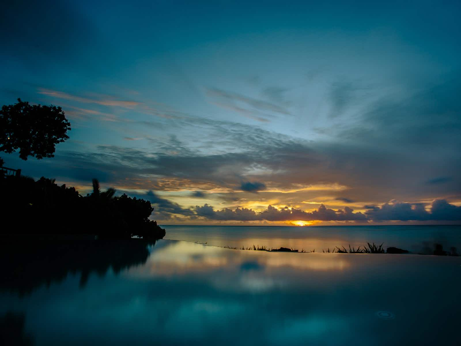 Cook Islands: honeymoon paradise in the Pacific