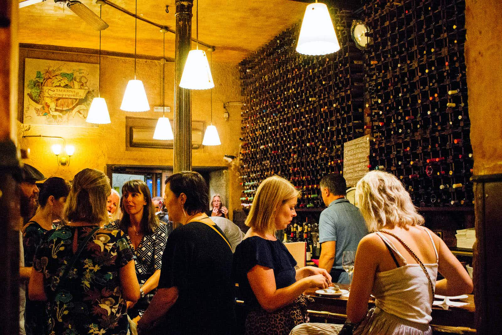 Bodegas, bars and beyond: where to drink wine in Madrid