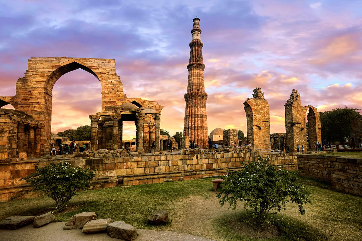 Exploring Delhi's Eight Historic Cities - Lonely Planet