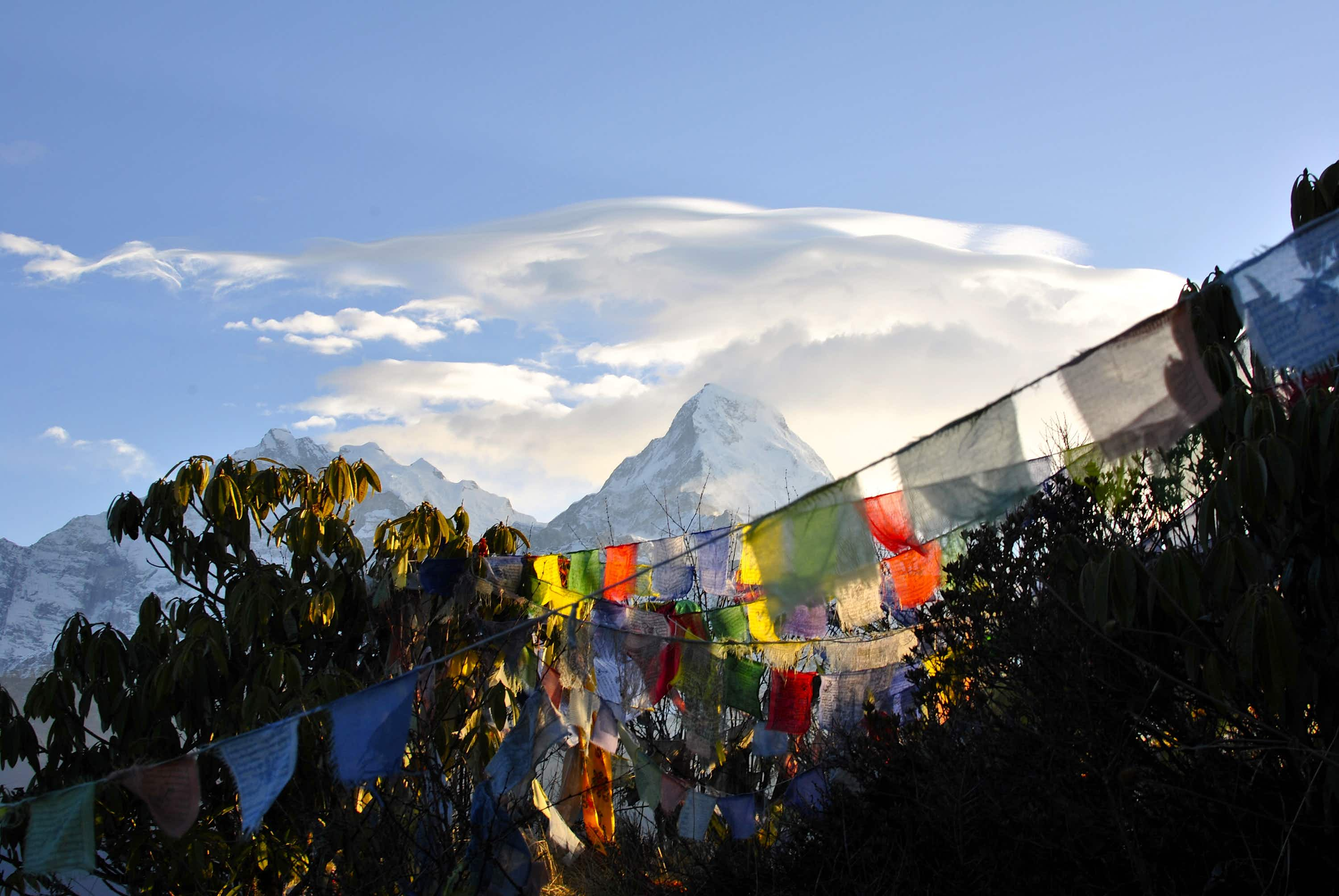 Responsible trekking in Nepal: tips for minimising your footprint