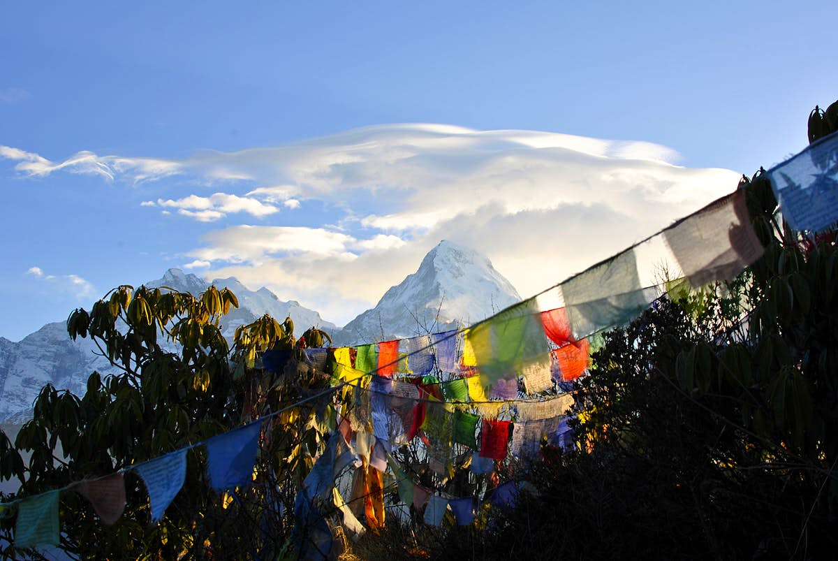 Responsible trekking in Nepal: tips for minimising your footprint - Lonely Planet