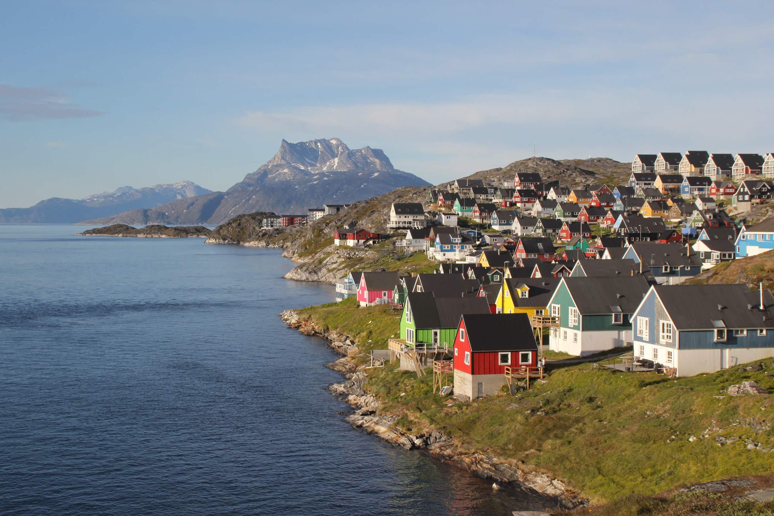 Cool Nuuk: Greenland's burgeoning capital city