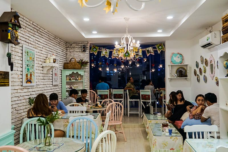Ho Chi Minh City's quirkiest cafes - Lonely Planet