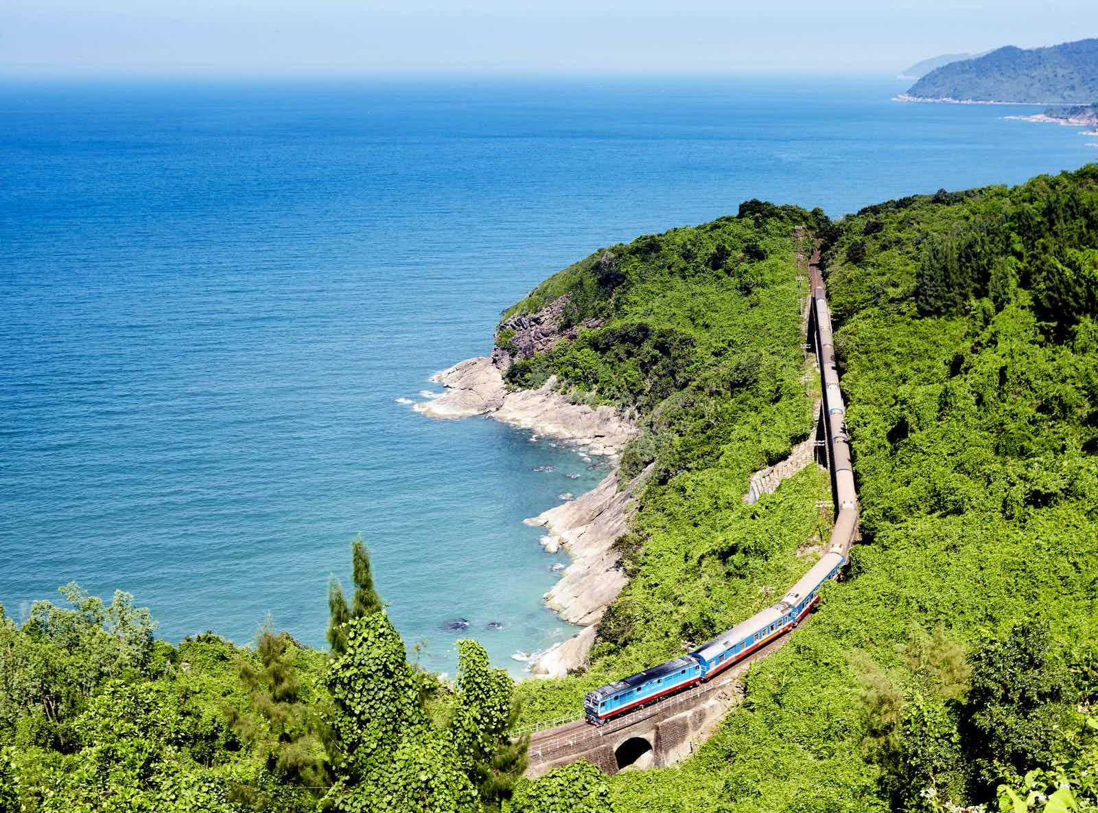 All aboard Vietnam's Reunification Express