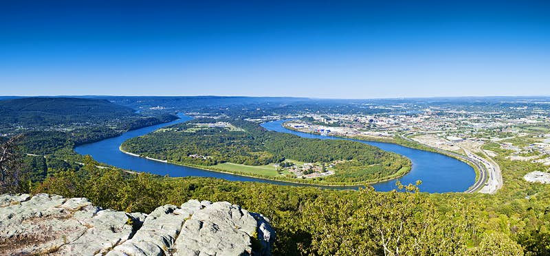 Get outside in Chattanooga, a little city that's big on adventure
