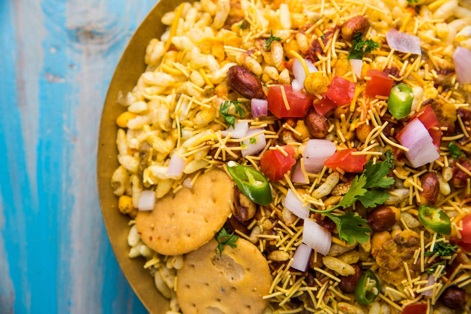 Eat the streets - discover South Delhi's best street food