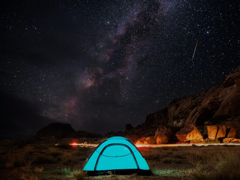 Stellar views: stargazing in the Southwest USA