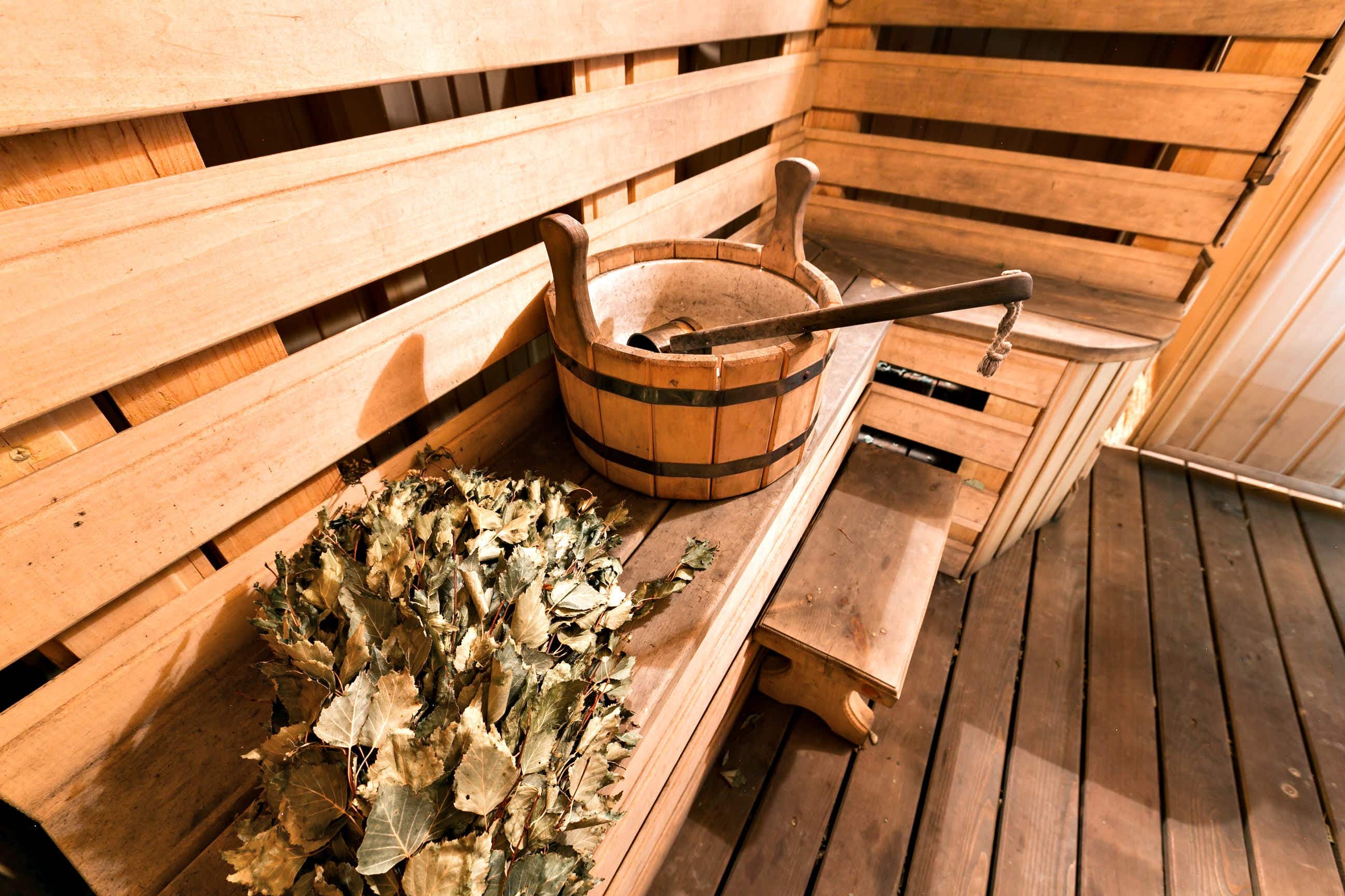 Some like it hot: discovering Finland's sauna culture