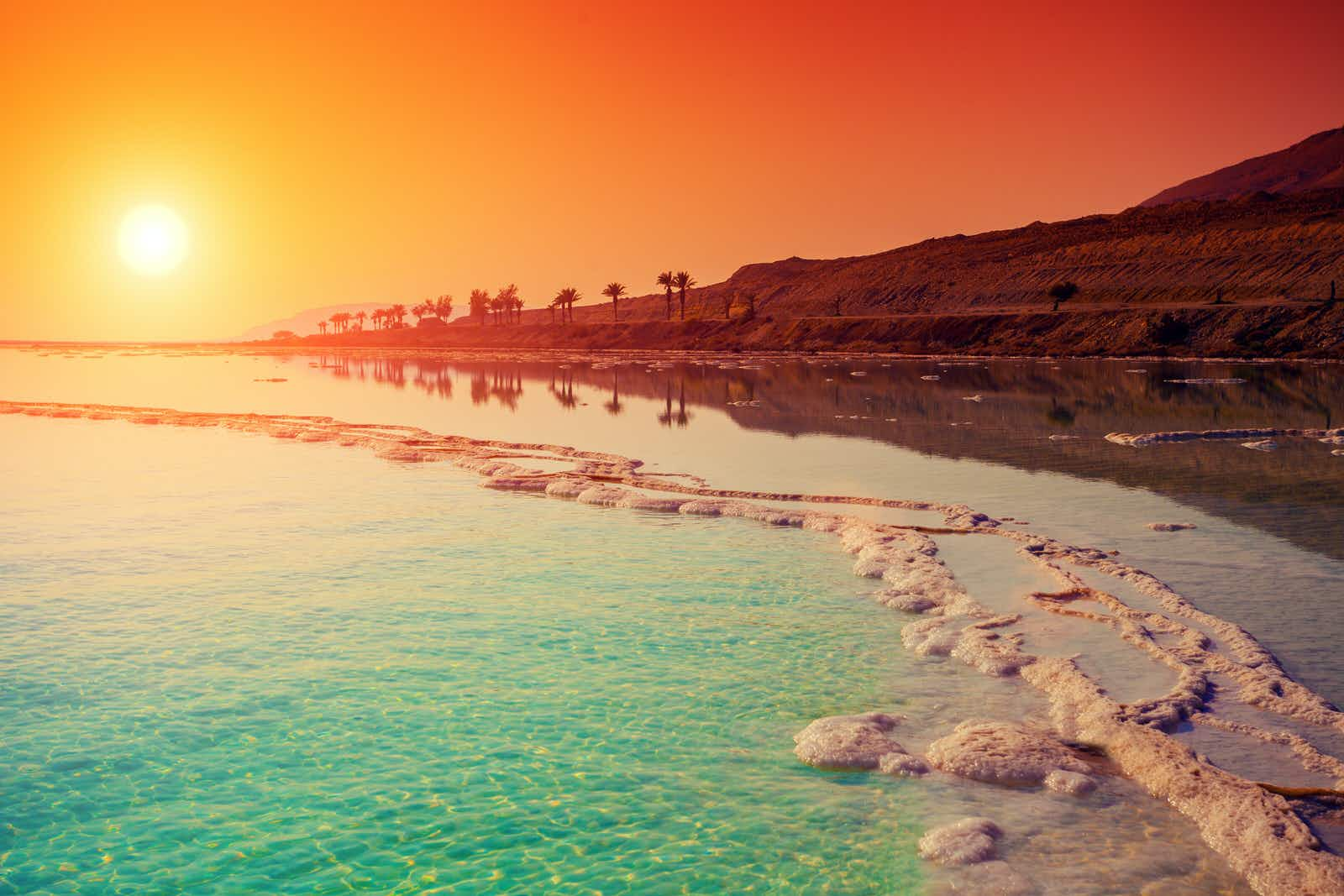 First time Dead Sea: top tips for your first visit to the lowest place on earth