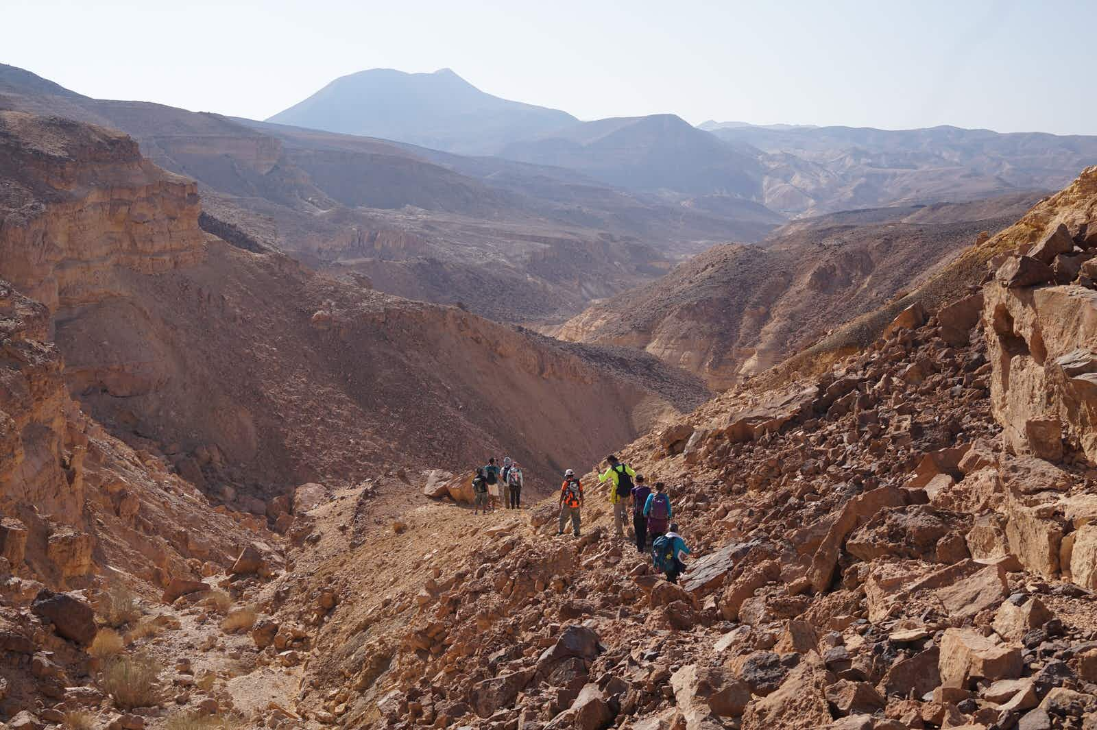 What to pack: Egypt's Sinai Trail