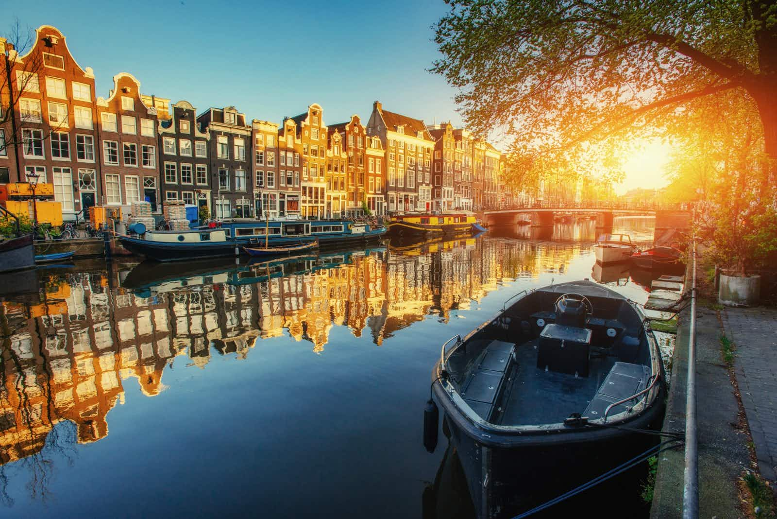 How to live like a Local in Amsterdam