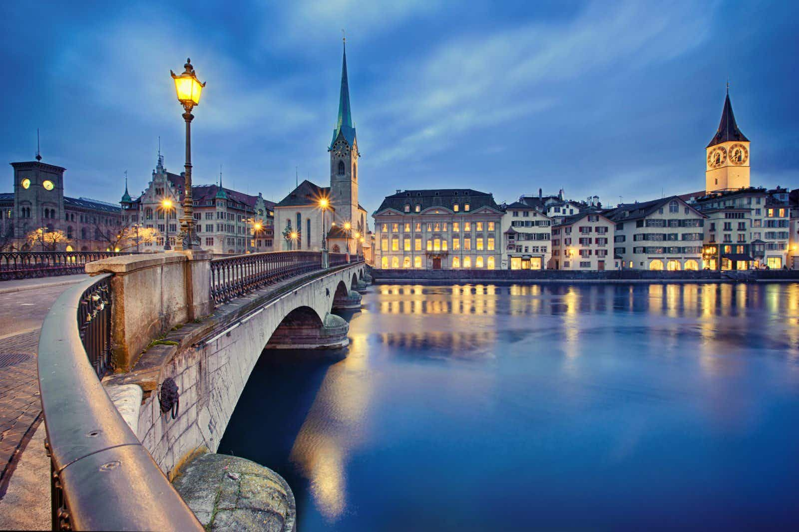 Top 12 free things to do in Zürich