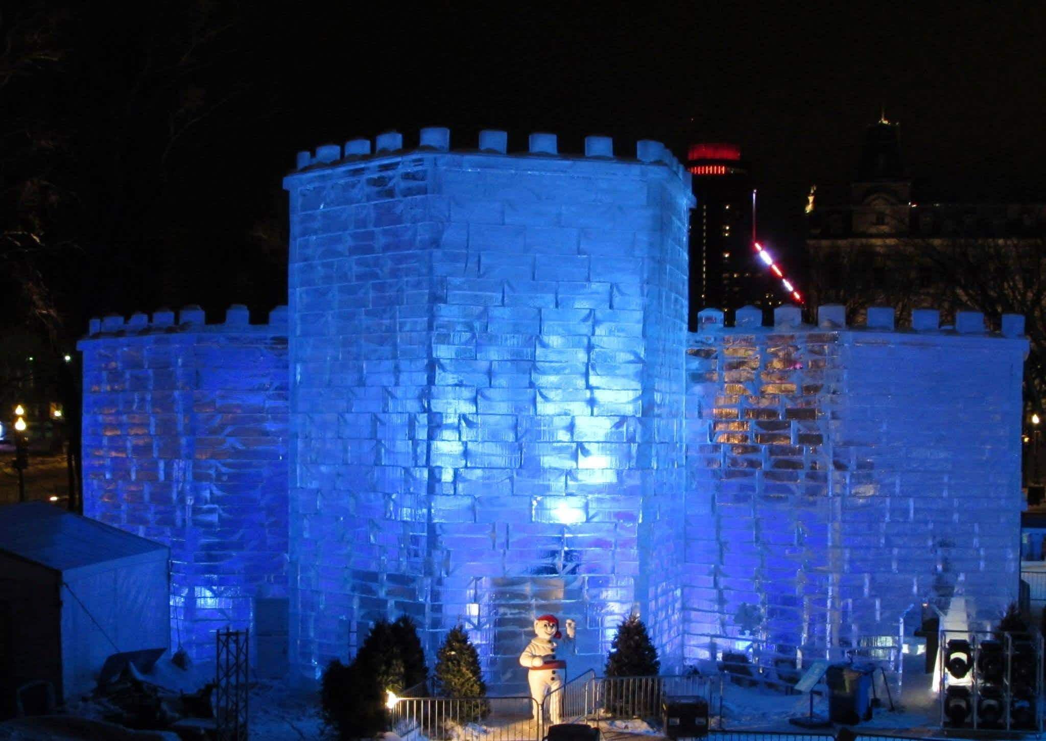 Carnaval de Québec: frigid fun in French Canada