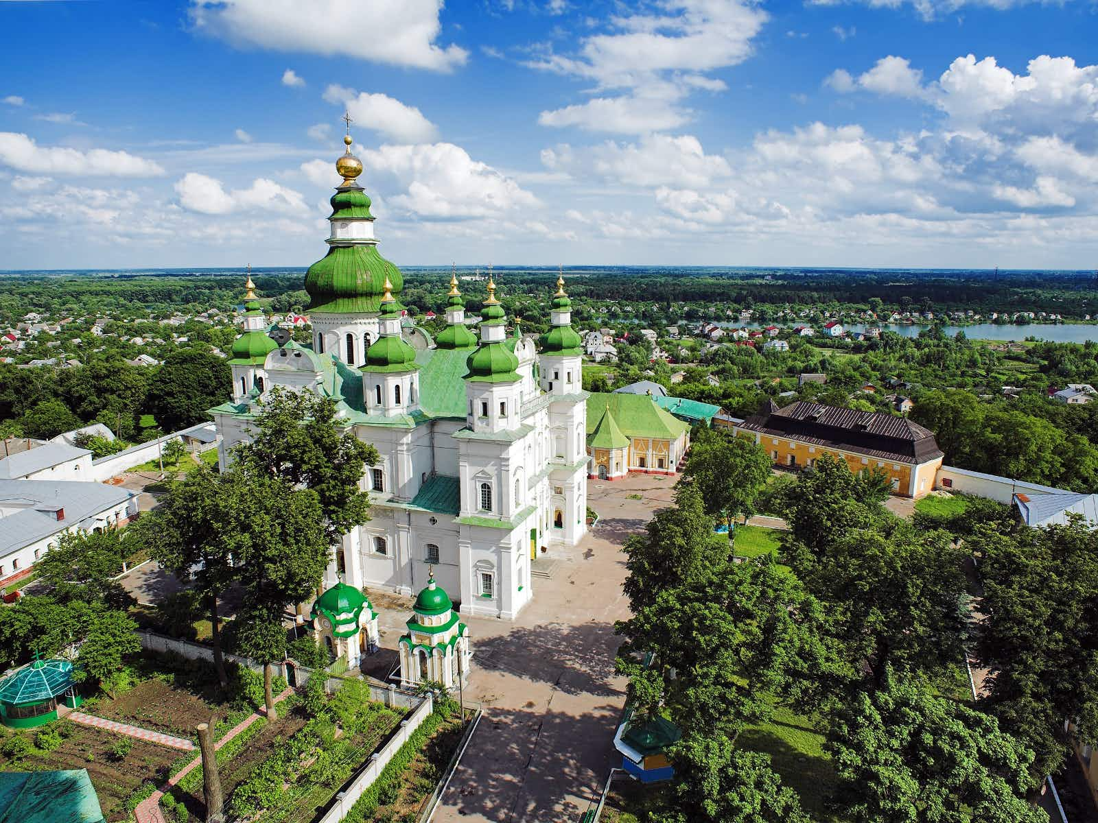 Exploring Ukraine: day trips from Kyiv