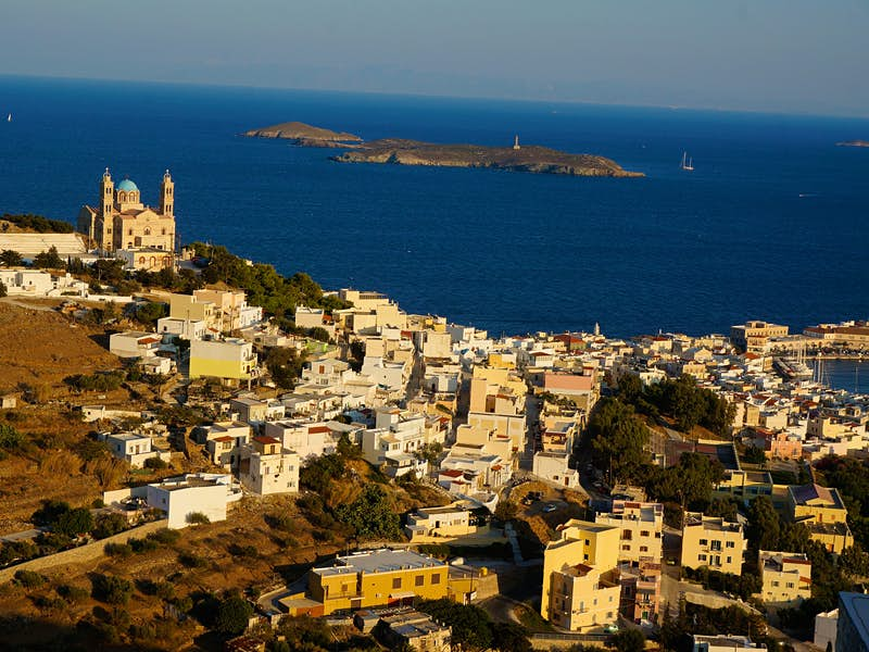 Syros: the Cyclades without the crowds - Lonely Planet
