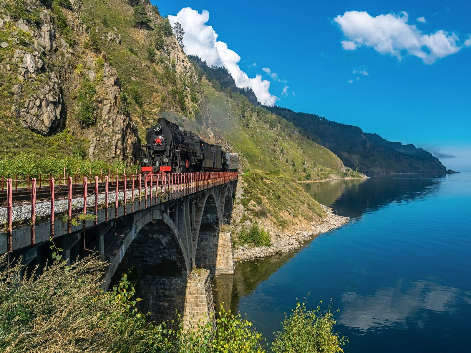 The Siberian welcome: the best guides along the world's longest train journey