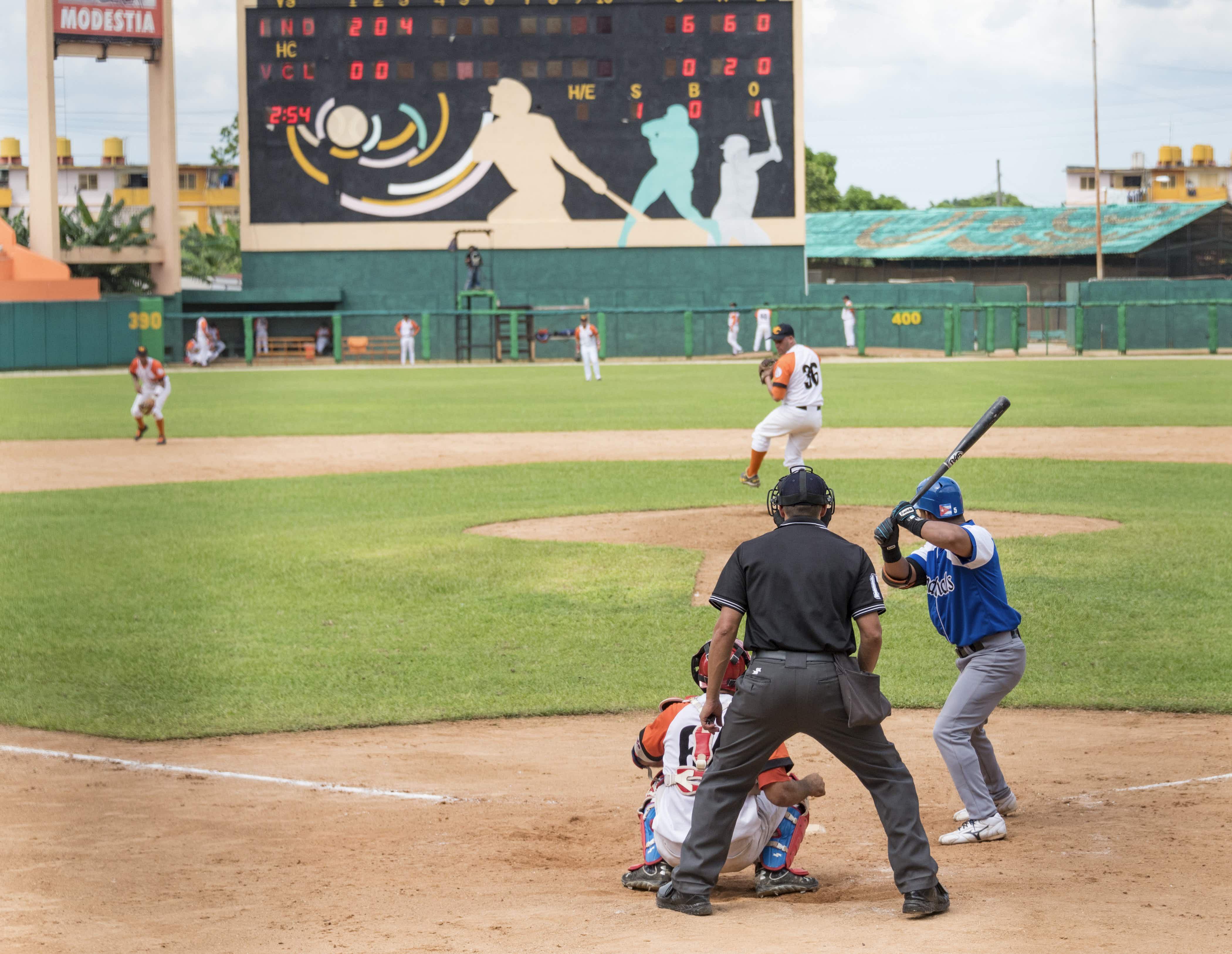 Havana shows off its sporty side