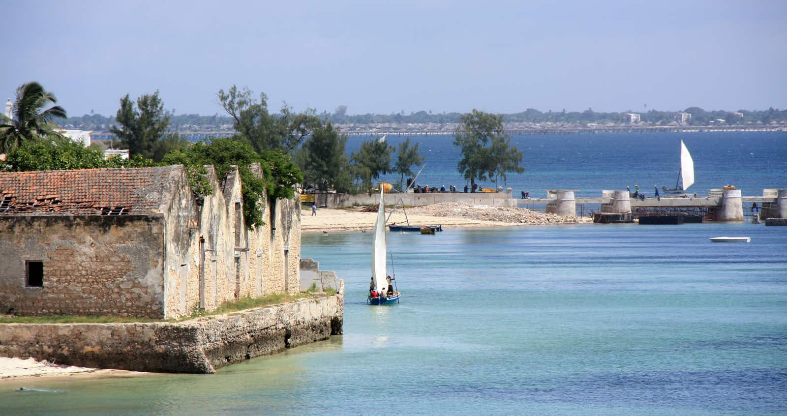 Mozambique: a tale of two capitals
