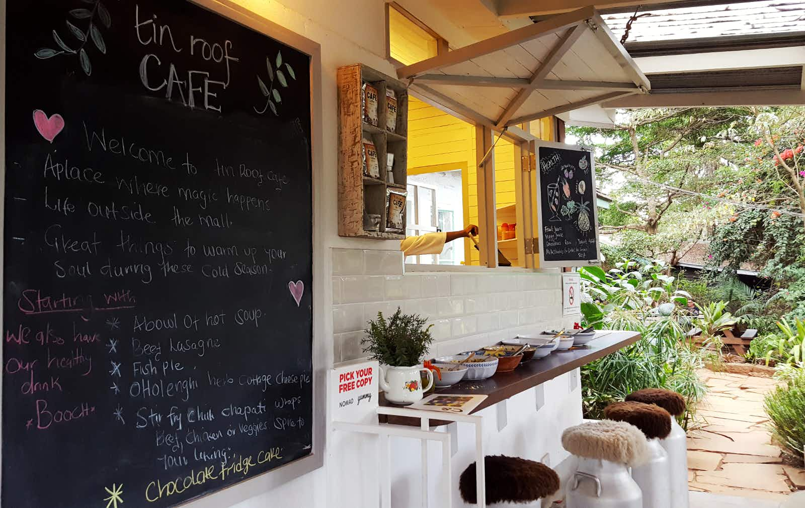 Nairobi's 10 best independent cafes - Lonely Planet