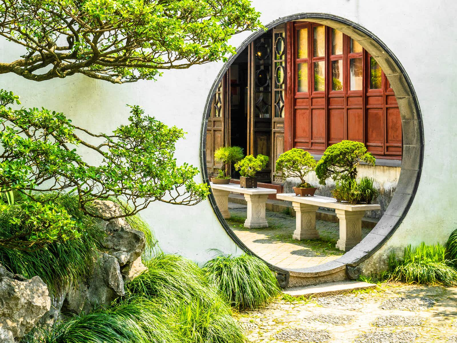Garden to linger in: Suzhou's elegant classical Chinese gardens