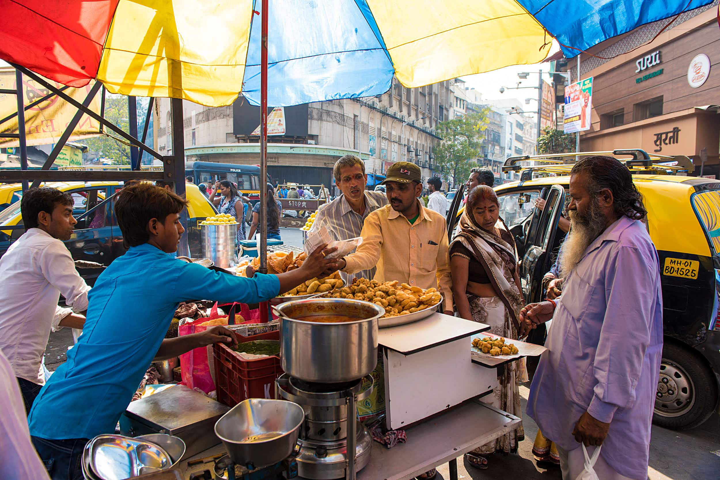 Eat the streets: discovering Mumbai's best street food