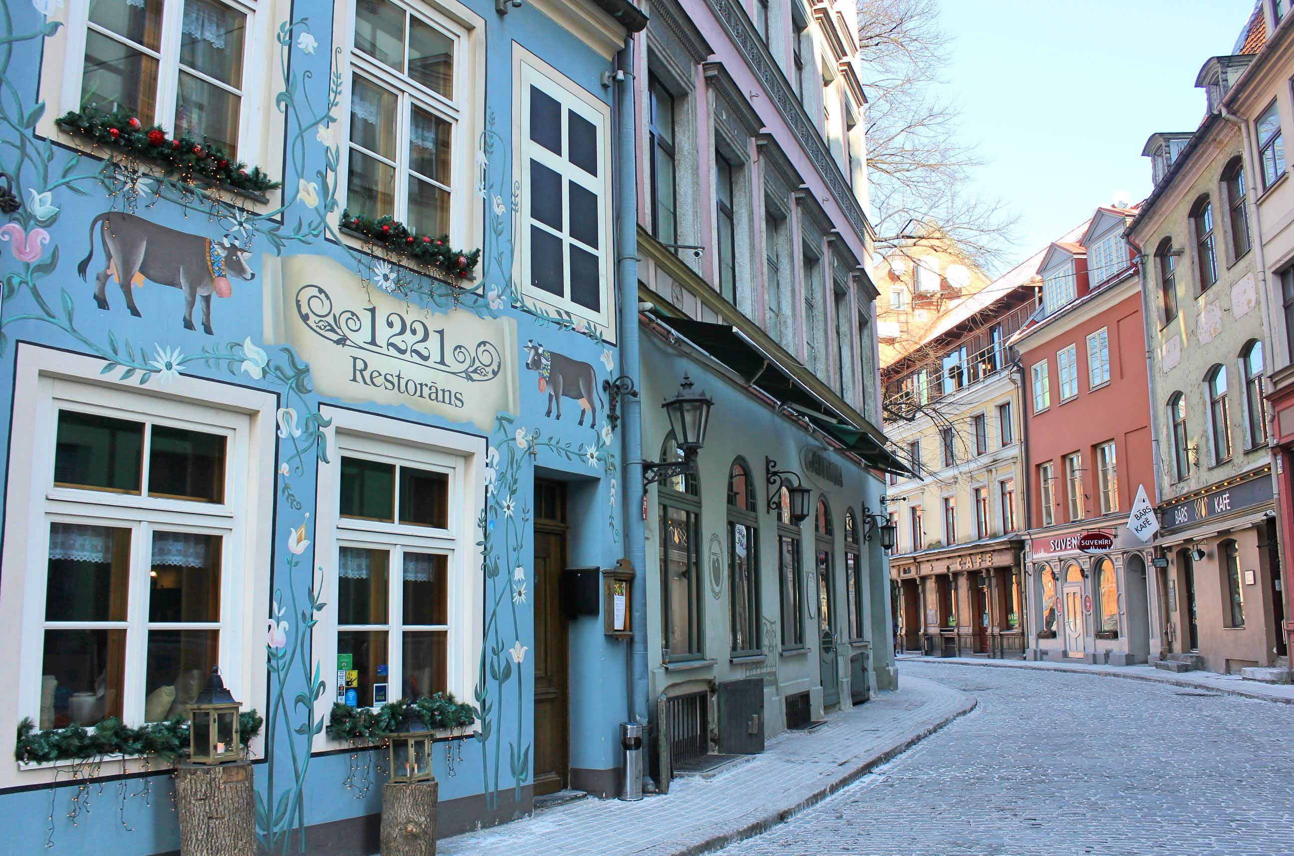 Exploring historic Rīga on a budget