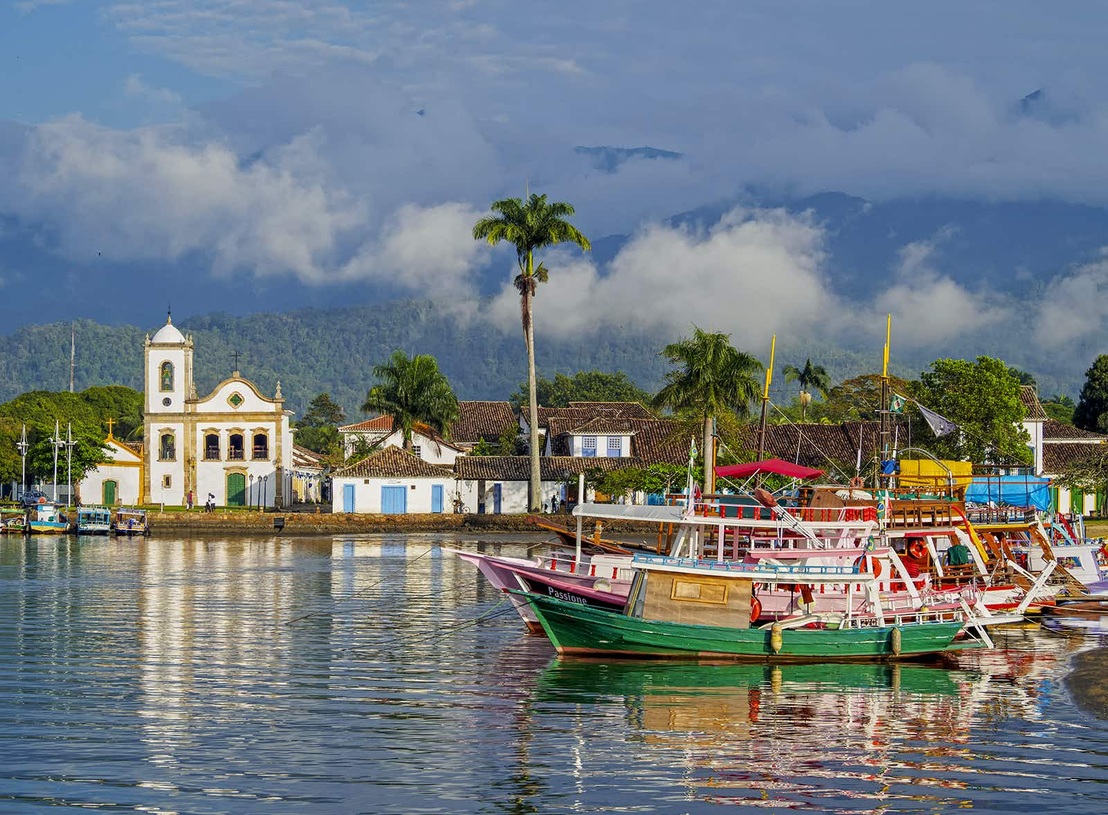 Find your chill in peaceful Paraty