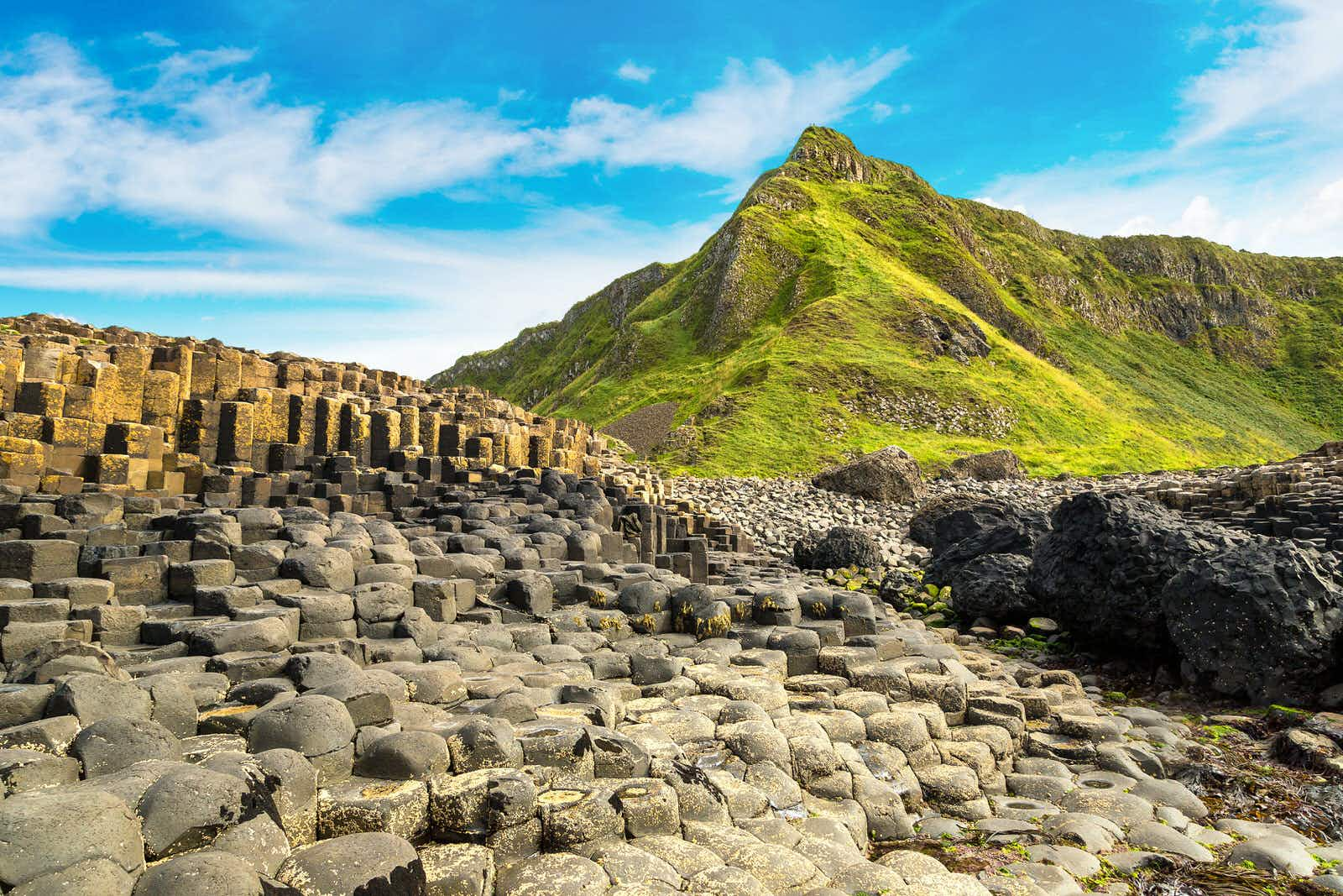 Northern Ireland's natural wonders include the Giant's Causeway, top of many a first-timer's wishlist © S-F / Shutterstock