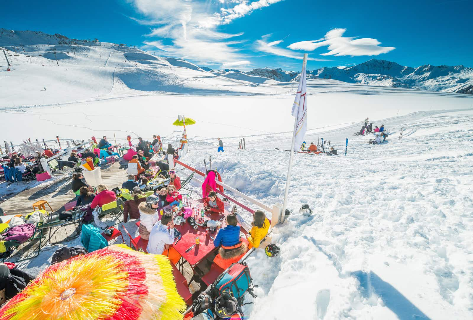 Val d'Isère: Europe's best destination for spring skiing?
